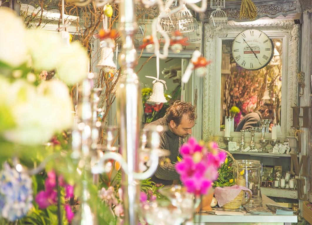 Photographe Var - Fleuriste Lorgues